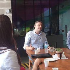 Sucesso de interação e conteúdo no Pauta Café de hoje. O prefeito Napoleão Bernardes fala sobre vários assuntos, que nortearam as pautas da imprensa de Blumenau. #assimvi #pautacafe #pauta #jornalista #blumenausc #imprensa