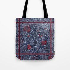 #skulltotebag, #floralskullbag, #skullbag