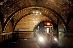 "Guastavino y la ""City Hall station""[NY]."