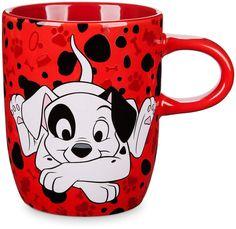 101 Dalmatians Ceramic Mug by Disney. Adorable Coffee Mug Disney Cars, Disney Pixar, Disney Gift, Disney Food, Disney Stuff, Jack Skellington, Disney Tassen, Disney Princess Mugs, Animal Kingdom