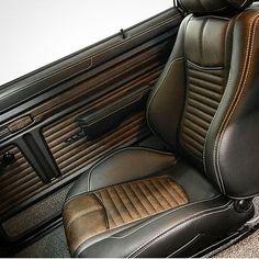Custom Car Interior, Car Interior Design, Truck Interior, Interior Trim, Car Interior Upholstery, Automotive Upholstery, Custom Trucks, Custom Cars, Garniture Automobile