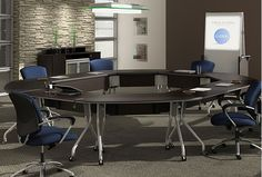 Today's workstation requires stylish and modular office furniture that can adapt to employees' needs and increase efficiency at work.