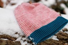 Ravelry: My Cashmere Hat pattern by Plucky Knitter Design