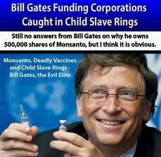 Bill Gates & Monsanto