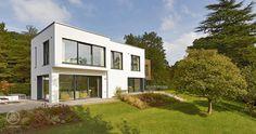 Individuell geplante Design-Architektur Designhaus Crichton