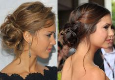 Romantic Prom Hairstyles for Long Hair – Coarse using a prom party or prom night you would like to dress to impress every but more especially your boyfriend and fiancée. Description from thehaircutstyles.com. I searched for this on bing.com/images Prom Hairstyles For Long Hair, Low Updo Hairstyles, Bridal Hairstyles, Homecoming Hairstyles, Summer Hairstyles, Formal Hairstyles, Updos, Celebrity Hairstyles, Pretty Hairstyles