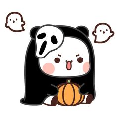 Funny Cartoon Gifs, Cute Cartoon Pictures, Cute Love Cartoons, Cute Images, Cute Cartoon Wallpapers, Chibi Cat, Kawaii Chibi, Cute Chibi, Cute Bear Drawings