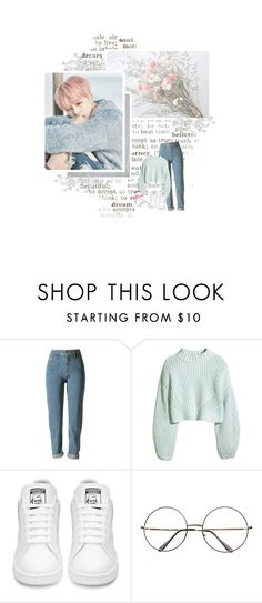 """You Never Walk Alone ✨"" by kassie234 ❤ liked on Polyvore featuring GET LOST and H&M"