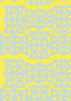 geometrico i colori chiari usati nel pattern richiamano la chiarezza di lettura del carattere stesso. Lettering, Contemporary, Rugs, Home Decor, Homemade Home Decor, Types Of Rugs, Letters, Rug, Texting