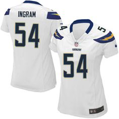 Eric Weddle Elite Nike C Patch Eric Weddle Elite Jersey at Chargers Shop. (Elite Nike Women's Eric Weddle White C Patch Jersey) San Diego Chargers Road NFL Easy Returns. Chargers Nfl, San Diego Chargers, Dan Fouts, Eric Weddle, Ladainian Tomlinson, Nhl Jerseys, Nfl Shop, Nike Nfl, White Jersey