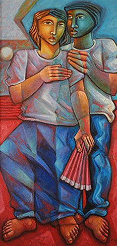 Colors of Passion by Adelio Sarro