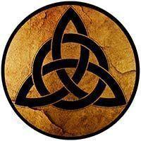 símbolos celtas y su significado triqueta triquetra