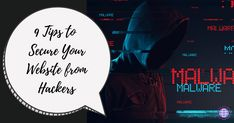 How to Secure your website from hackers and attackers. In this article explained 9 tips and trick to prevent hackers to compromised website data. One Time Password, Admin Password, Basic Website, Website Security, Competitor Analysis, Web Browser, Web Application, Wordpress Plugins, Mall