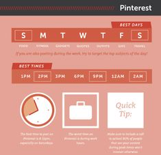 Do you know all the best times to post on social media? In this post, we've crunched the data from 20 studies to find the best times for each network. Best Time To Post, Fitness Gadgets, Pinterest Marketing, Digital Marketing, Improve Yourself, How Are You Feeling, Social Media, Good Things, Engagement