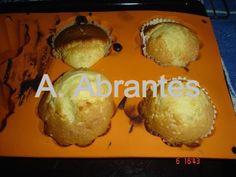 Queques de Manteiga com Pepitas de Chocolate na Bimby - Receitas Bimby