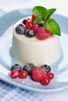 Receta de Mousse de Yogurt Light