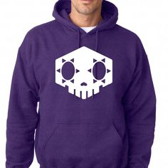 Sombra Spray Logo Hoodie