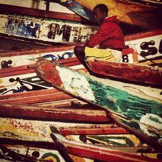 """Comment: sebasmilk said """"Steve Bloom. #africa #senegal #woodships"""""""