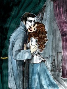 kiss after the show by EriksDesdemona.deviantart.com on @deviantART
