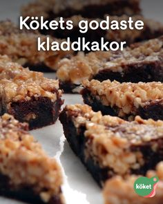 Snack Recipes, Dessert Recipes, Ord, Sweet Pastries, Afternoon Snacks, Learn To Cook, I Love Food, Food Inspiration, Cupcake Cakes
