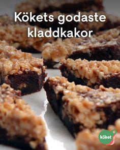 Älskar du också kladdkakor? Dreglar du över recept som kladdig kladdkaka, vit kladdkaka, kladdkakemuffins, bountykladdkaka och chokladbollskladdkaka? Här är ord är överflödiga, recepten talar för sig själva. Här är våra mest omtyckta och klickade recept! Snack Recipes, Dessert Recipes, Ord, Sweet Pastries, Afternoon Snacks, Learn To Cook, Food Inspiration, Cupcake Cakes, Food And Drink
