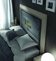 Excellent modern white bedroom furniture ideas tips for 2019 Bedding Master Bedroom, Bedroom Bed Design, Bedroom Decor, Bed Back Design, Modern Bedroom Furniture, Furniture Ideas, Headboard Designs, Upholstered Beds, House Beds