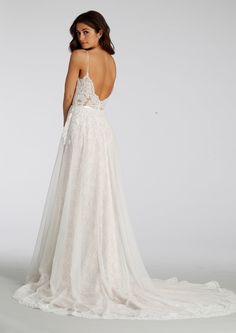 Style 7652 Back View