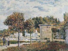 Alfred Sisley 053 - Alfred Sisley — Wikipédia