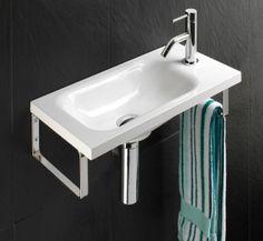 Cloakroom Basins : Swirl Basin