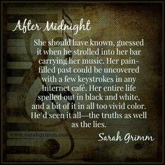 After Midnight  http://www.amazon.com/After-Midnight-Black-Phoenix-Book-ebook/dp/B00GPVZG6Q/ref=sr_1_2?ie=UTF8&qid=1403741370&sr=8-2&keywords=sarah+grimm
