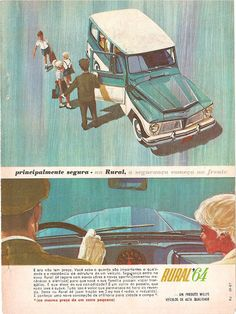 Dos Recrame: Rural Willys Ford Maverick, Ford Falcon, Ford Rural, Rural Willys, Ford Zephyr, Ford Sierra, Fiat Abarth, Ford Galaxie, Vw Passat