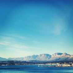 Gordon's Bay in autumn Somerset West, Story People, My Land, Countries Of The World, Cape Town, Homeland, Old Houses, South Africa, Beaches