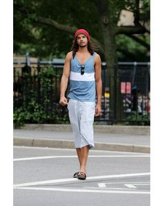 Joakim Noah in NYC