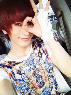 Kiseop god why is he so adorable??<3