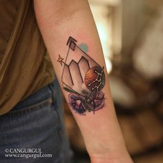 zodiac tattoo virgo