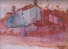 Pio Semeghini  La casa incantata, 1913