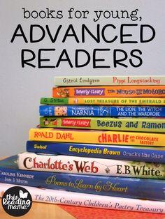 Books for Young Adva