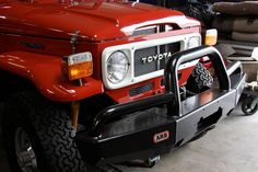Toyota 4x4 Land Cruisers