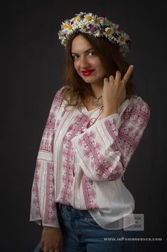 handmade embroidery - embroidered blouses of Romanian - worldwide shipping! boho chick, bohemian style , hippie fashion