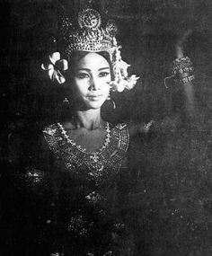Princess Bopha Devi, she was so beautiful in her youth