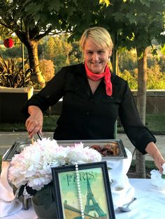 Service with a Smile from Karen! Taste Restaurant, Bar Catering, Dessert Buffet, Cooking Classes, Corporate Events, Wine Recipes, Smile, Corporate Events Decor, Dessert Table