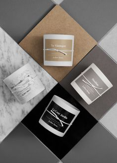 Discover the stories behind our new scented candles that capture the atmosphere of four cherished places in Paris and Stockholm that inspire us in our creative work.