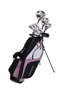 Aspire XD1 Ladies Womens Complete Right Handed Golf Clubs Set Includes Titani... | Sporting Goods, Golf, Golf Clubs & Equipment | eBay!