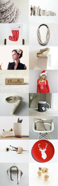 Christmas spirit  by Nuppi on Etsy--Pinned with TreasuryPin.com