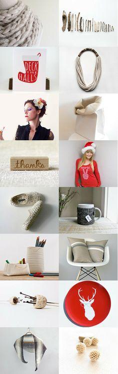 Christmas spirit  by Nuppi on Etsy--Pinned with TreasuryPin.com