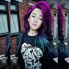 Okay so the hair is pretty sick. But I still don't like Dara...Well, she's alright. Umm, yeah she looks cool...
