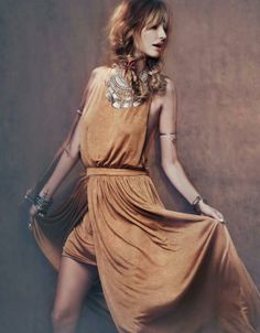 Chloe Bello for Free People (Collection 2014)