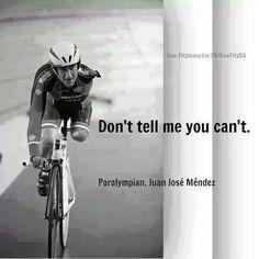Ciclismo Paralimpico !