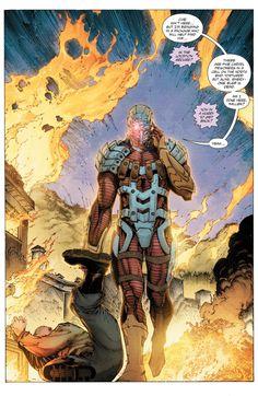 Comics and nothin' but — Suicide Squad Most Wanted: Deadshot & Katana -. Marvel Vs, Marvel Dc Comics, Dc Heroes, Comic Book Heroes, Gi Joe, Green Arrow, Deadshot Comics, Floyd Lawton, Superman