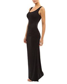New Runcati Womens Tank Maxi Dress High Split Scoop Neck Sleeveless Mama Sundress online. Enjoy the absolute best in Beyove Dresses from top store. Sku eynd48862fdnm20457